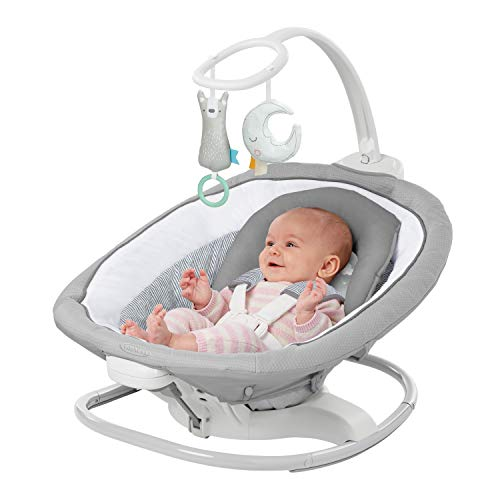 41y0tN6ONML The Best Battery Operated Baby Swings in 2021 Reviews