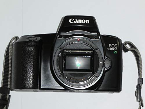 EOS 1000 F - analoge SLR Spiegelreflexkamera - nur das Gehäuse - Body kompatibel mit CANON SLR und DSLR Objektiven ## Technik getestet - ok