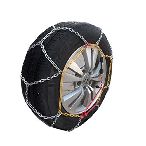 FSDGHSD Reifen-Traktionskette, 2 Stück...