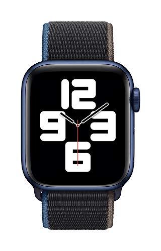 Apple Watch (40mm) Sport Loop, Dunkelgrau - Regular