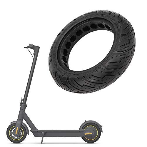 Keenso Neumáticos de Scooter, neumático de Goma a Prueba de explosiones para Scooter Ninebot MAX G30