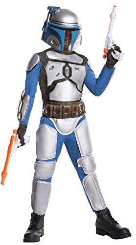 Star Wars Jango Fett Deluxe Kinderkostüm - Größe L - 142-152cm