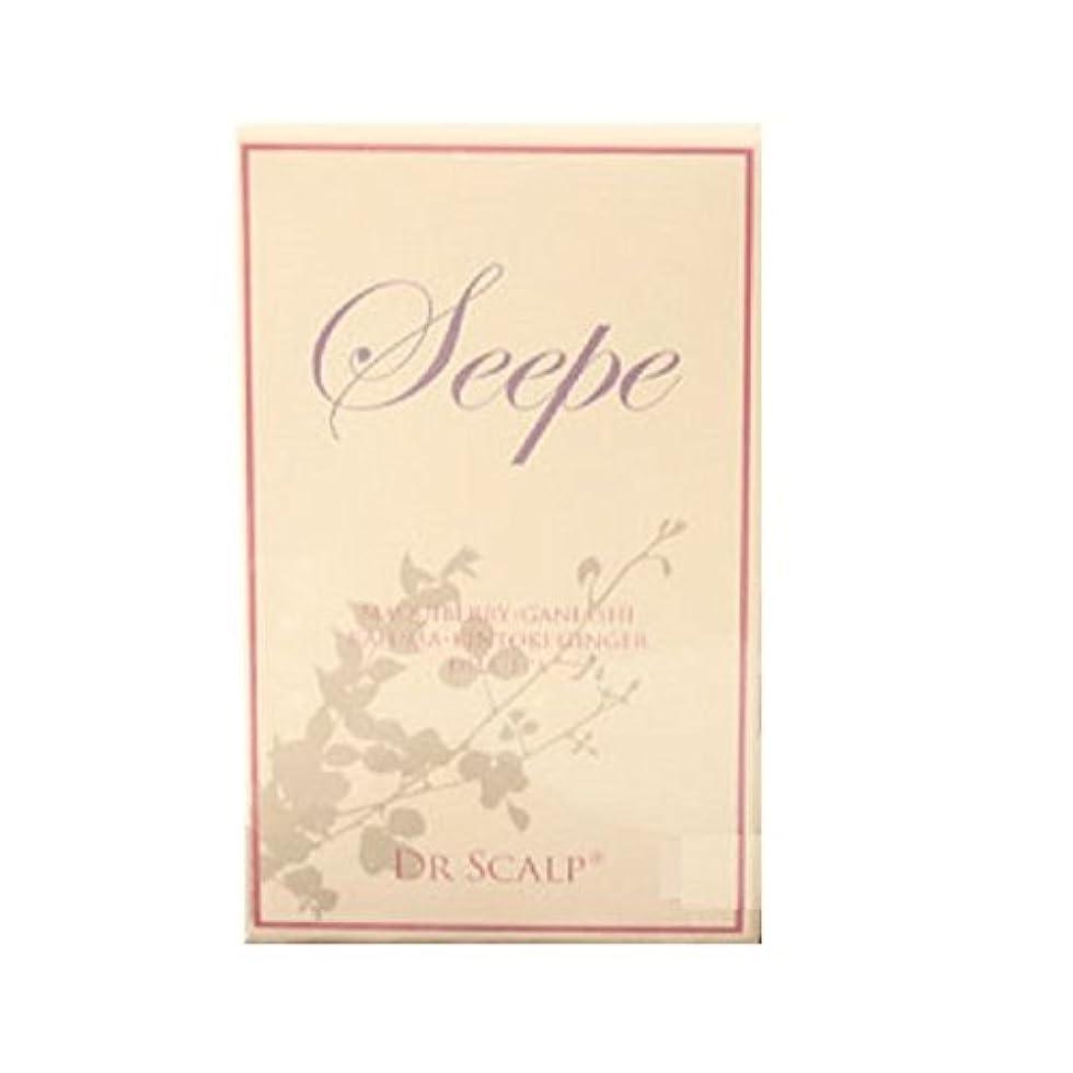 バックアップ再編成するインタラクションドクタースカルプ DR.SCALP(ドクタースカルプ)SEEPE(シープ) (サプリメント)※プロジェクトサプリメントのリニューアル商品です《60粒》