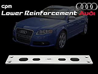 CPM Audi アウディ S4(B6/B7) LowerReinforcement 専用スペーサーKIT付き ロアーレインフォースメント