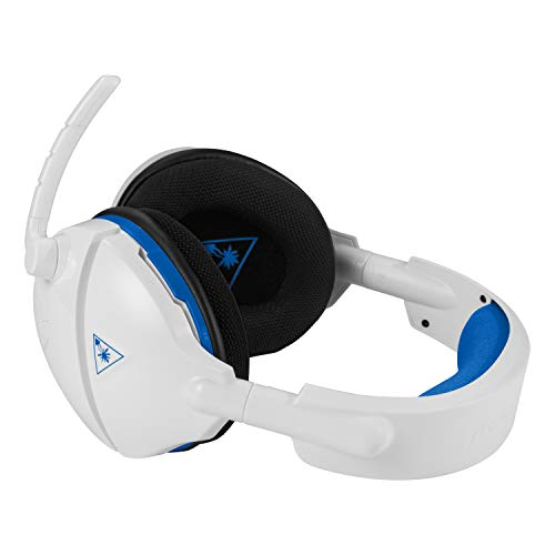 Turtle Beach Stealth 600 White Wireless Surround Sound Gaming Headset for PlayStation 4 Pro and PlayStation 4