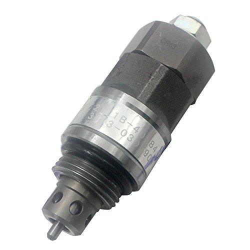 SINOCMP 2111B-40184 Valve d'aspiration d'huile pour soupape d'aspiration hydraulique 200B E200B