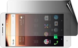 Celicious Sekretess 2-vägs landskap antispionfilter skärmskydd film kompatibel med Alcatel A3 XL