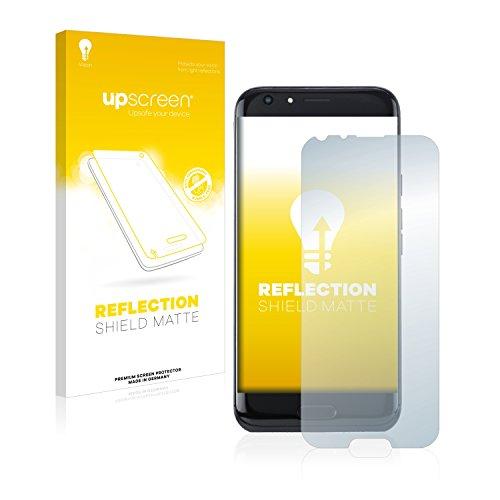 upscreen Entspiegelungs-Schutzfolie kompatibel mit Doogee BL5000 – Anti-Reflex Bildschirmschutz-Folie Matt