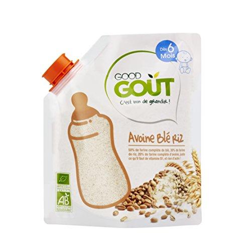 Good Goût - BIO - Céréales Avoine Blé Riz dès 6 Mois 200 g