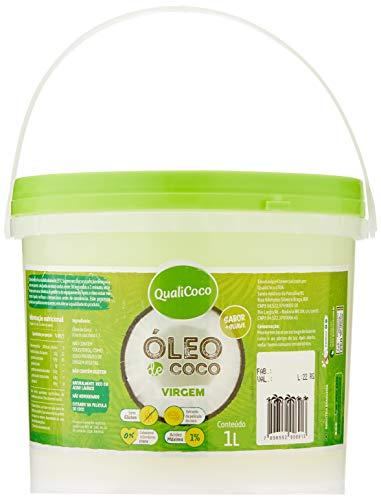 Oleo Coco Virgem 1,0L