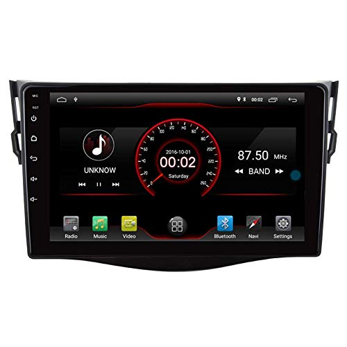 FWZJ Witson Android 10 Auto Multimedia für Toyota RAV4 2006-2012 Autoradio GPS Navigation Stereo Audio Navi Video