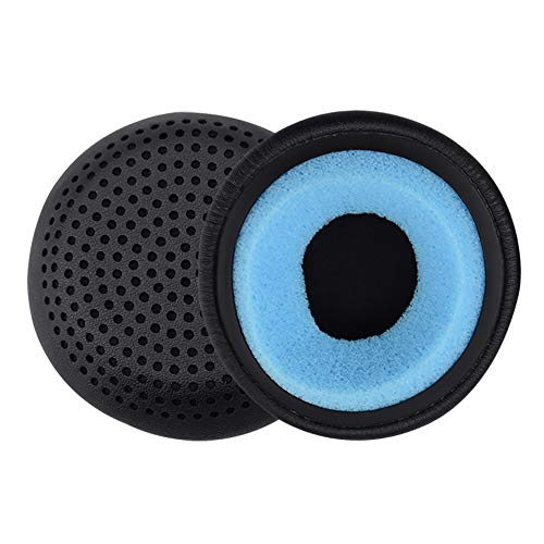 Replacement Earpads Ear Pads Cushions Earmuff Ear Cups Pillow Cover Repair Parts Compatible with Skullcandy Grind Uproar Wired Wireless On-Ear Headphones