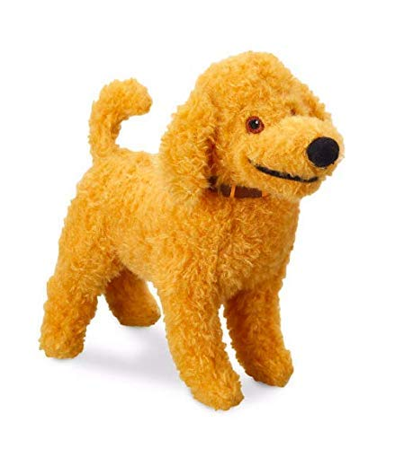 Disney Jr Frenchy Mini Bean Bag Plush Dog - Fancy Nancy (Frenchie) Puppy Love Measures approx 7 1/2' Tall