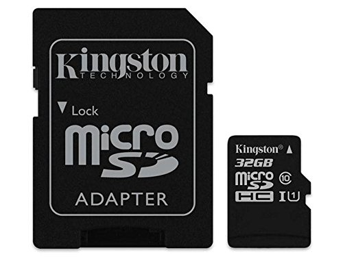 Original Kingston MicroSD karte Speicherkarte 32GB Für Samsung Galaxy J3 Duos (2016)