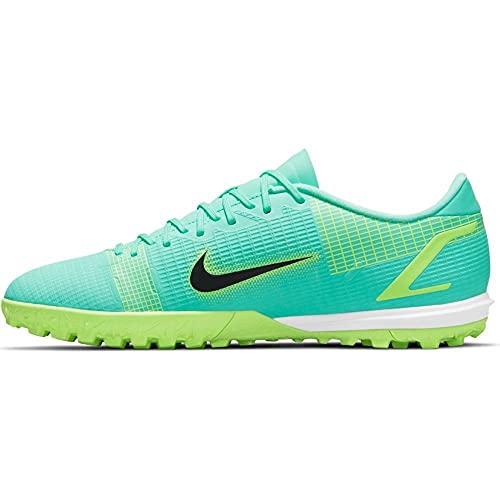 Nike Scarpe Calcio Mercurial Vapor 14 Academy TF Impulse Pack Verde 44,5