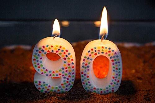 SYKKYS 1 000 bitar pussel hem nittio ljus färgglad flamma ljus för vuxna tonåringar spel hjärnutmaning