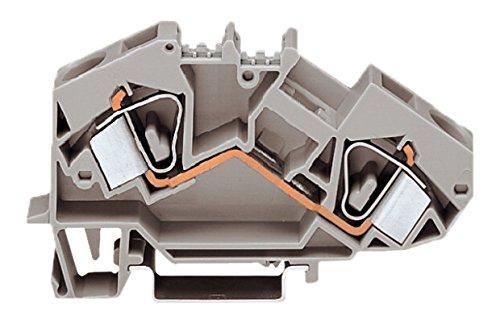 Preisvergleich Produktbild Wago 2-Leiter Durchgangsklemme 16 qmm,  783-601