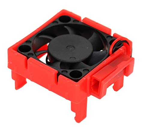 Powerhobby Cooling Fan for Traxxas Velineon ESC VXL-3 / VXL3 Red FITS...