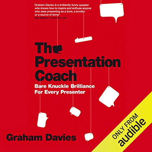 The Presentation Coach cover art