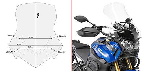 Cupolino Spoiler D2119ST GIVI per Yamaha XT 1200 ZE Super Tenere 2014
