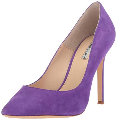 CHARLES DAVID Calessi Pumps für Damen, Violett (Fliederfarben), 40 EU