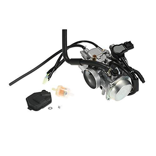 Carrfan Carburador Carb para Honda TRX500FE Fourtrax Rubicon ATV Quad 500cc