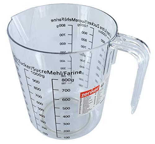 verre doseur plastique leclerc
