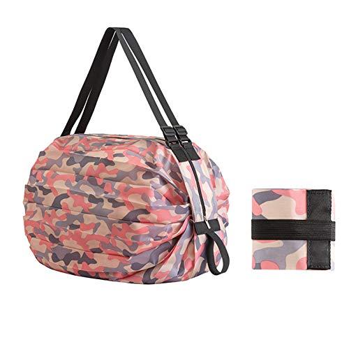 futureyun Bolsa de la compra, bolsa de cosméticos, bolsa de viaje, bolsa de almacenamiento, bolsa de lavandería reutilizable