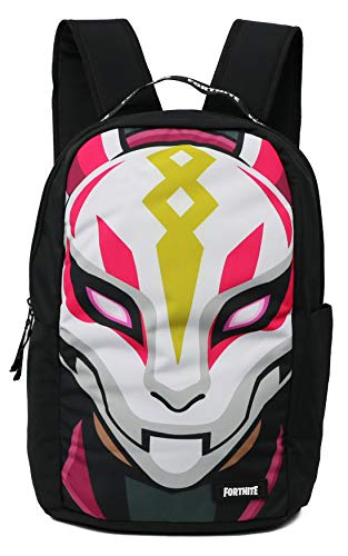 FORTNITE Backpack, Black/White, Youth OS