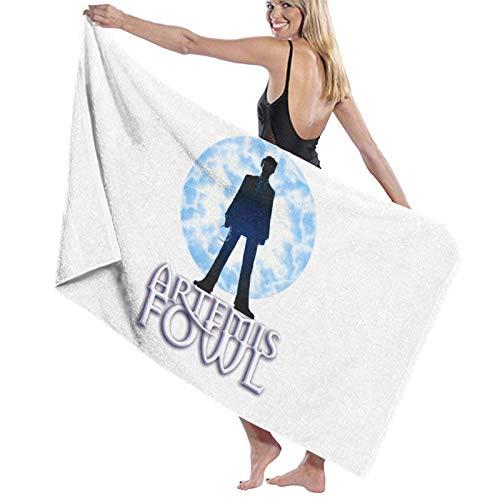 XCNGG Artemis Fowl 2020 Toalla de baño de Viaje para la Playa, SPA Yoga, súper Absorbente, rápido y de Secado Suave, de Gran tamaño 51 x 31,5 Pulgadas