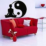 Cotizaciones de Buda Namaste Tatuajes de pared Mandala de yoga Pegatinas de...