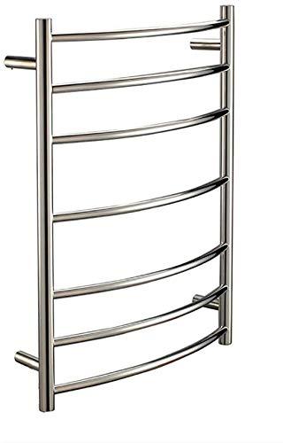 N/Z Muebles para el hogar 304 de Acero Inoxidable con calefacción eléctrica...