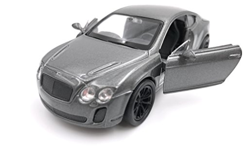 H-Customs Bentley Continental Supersports Modellauto Miniatur Auto Lizenzprodukt 1:34 zufällige Farbauswahl