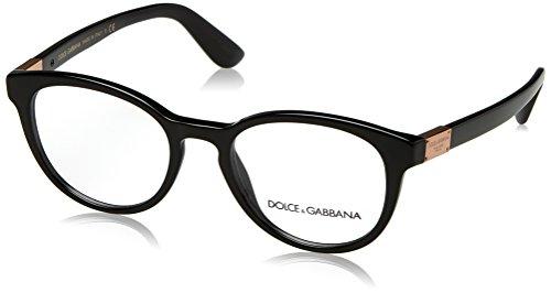 Dolce & Gabbana Montatura 3268_501 (54.1 mm) Nero