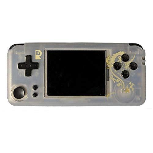 earlyad Switch Lite Case, für RG350 Schutzhülle Tasche K101 Handheld Schutz Game Machine Silikonhülle Game Machine Cover Switch Console Benefit Steadfast