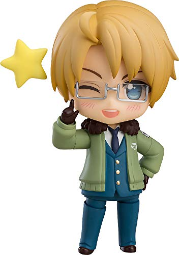 Orange Rouge Hetalia World Stars Nendoroid Action Figure USA 10 cm Axis Powers