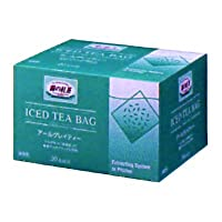 UCC 業務用 霧の紅茶 アイス T/B  アールグレイティー (12g×20P)×12個