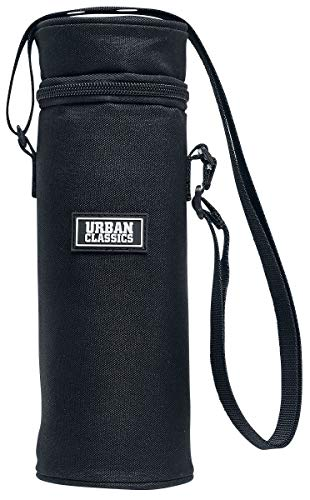 Urban Classics Cooling Bottle Bag Sac à Dos Loisir 0.75 Noir