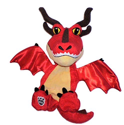 Build A Bear UNSTUFFED Dreamworks How To Train Your Dragon Hookfang Plush Toy 17""