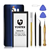 YONTEX Replacement Battery Compatible with...
