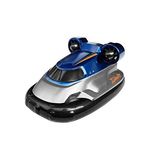 2.4G ラジコンボート 高速 ラジコン 船 R/C マイクロホバークラフト 防水 おもちゃ プレゼント