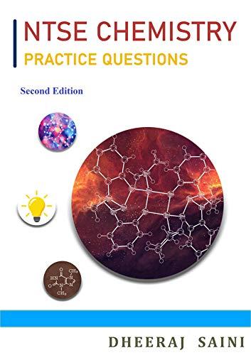 NTSE Chemistry Practice Questions