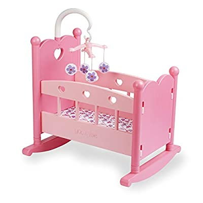 You & Me Rocking Cradle (5F6288D) from TRU Kids Consumer Brands