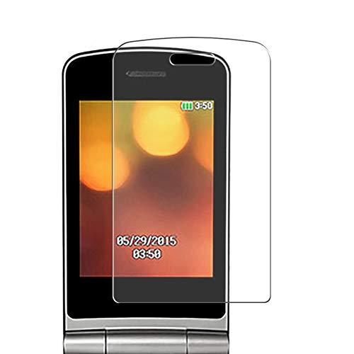 Vaxson Protector de Pantalla de Privacidad, compatible con LG G350 2015 [no vidrio templado] TPU Película Protectora Anti Espía