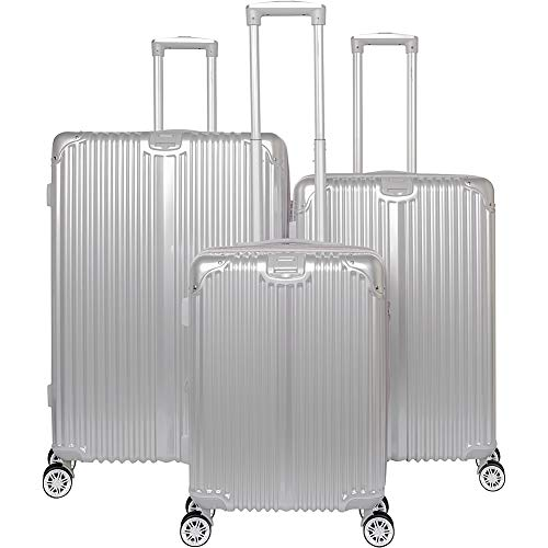 Gabbiano The Macan 3 Piece Expandable Hardside Spinner...