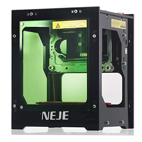 NEJE レーザー彫刻機 1500mW 卓上 DIY道具 加工機