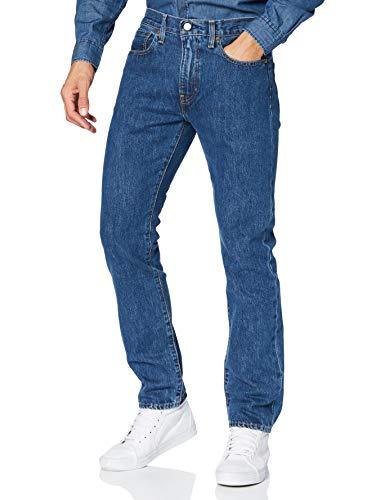 Levi's 502 Taper Jeans, Stonewash 95978, 38W / 32L Uomo