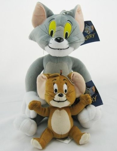 New Tom and Jerry Soft Plush Cute