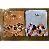 嵐 アラフェス2020 Tシャツ オレンジ白 2枚セット
