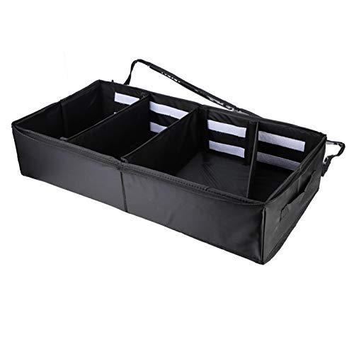 SUCIE Caja de Calcetines, Organizador de cajones, Plegable para Ropa Interior, Armario, Equipaje